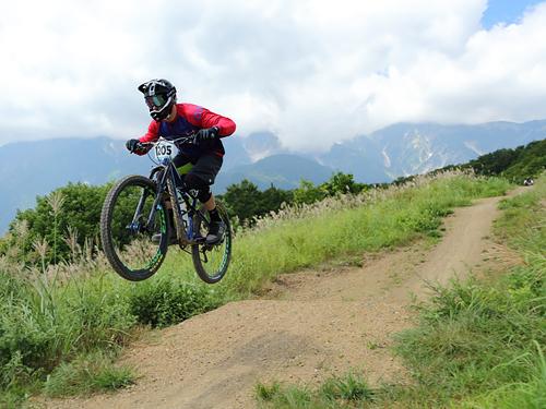 岩岳マウンテンバイク